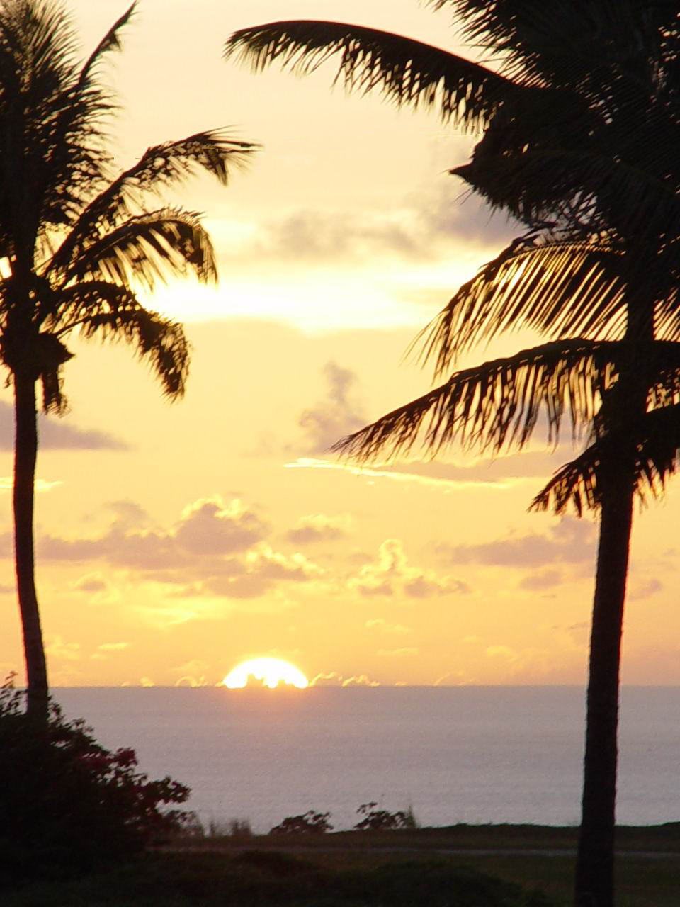Beautiful Island sunset 4