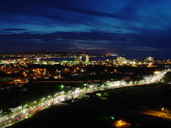 Guam City nights 1