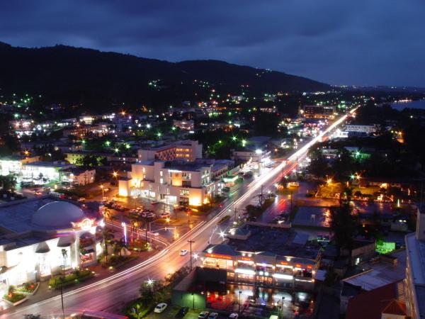 Saipan City Nights 2