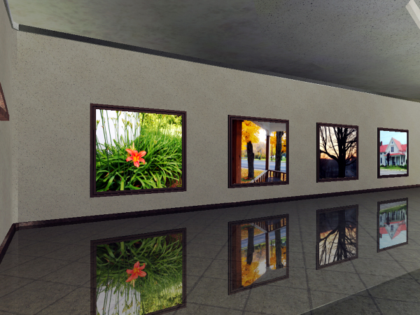 virtual gallery exhibition