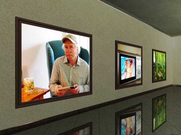 virtual gallery exhibition