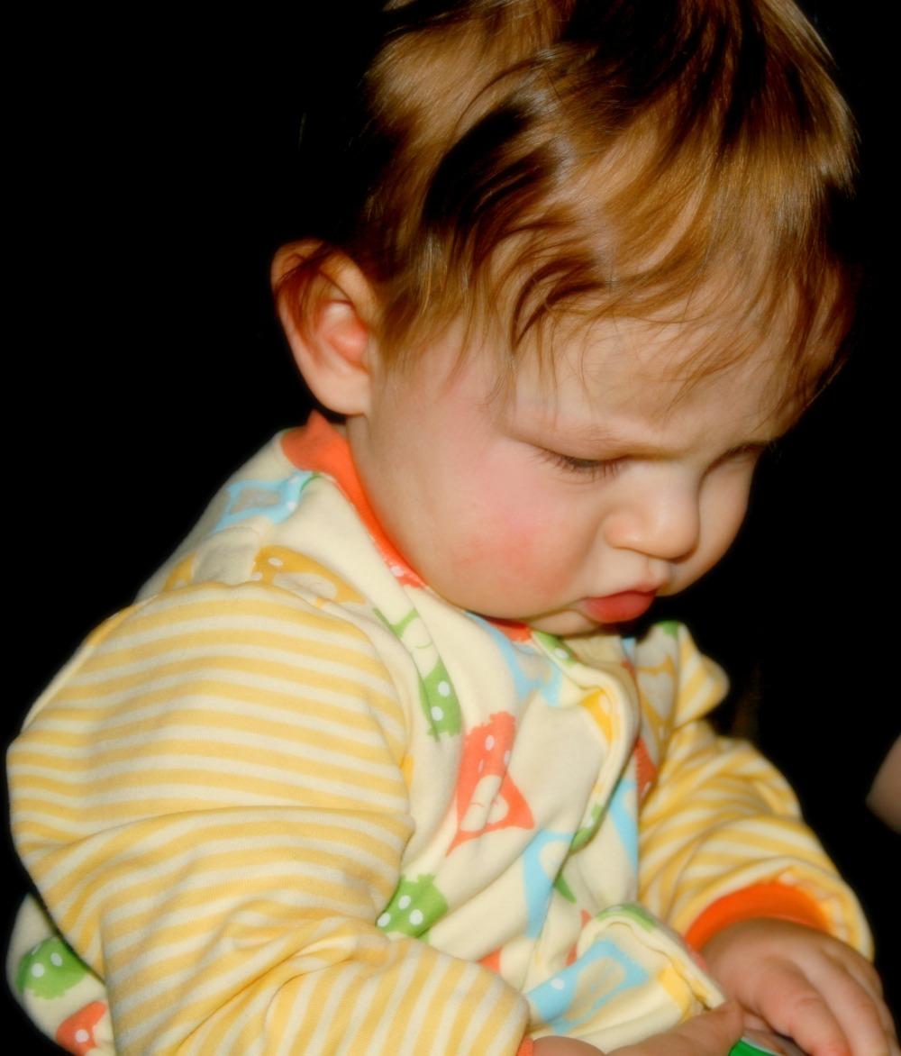 My sweet Nephew Chael <3