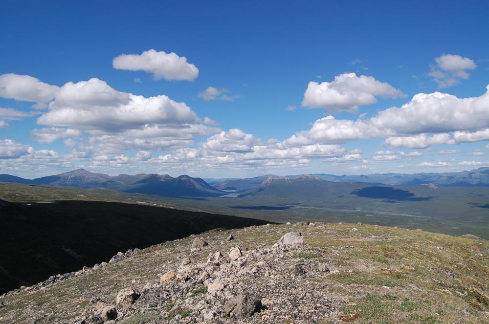 Stoney Creek Mountain Ridge
