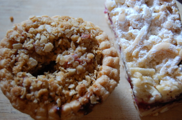 Blackbird Bakery treats