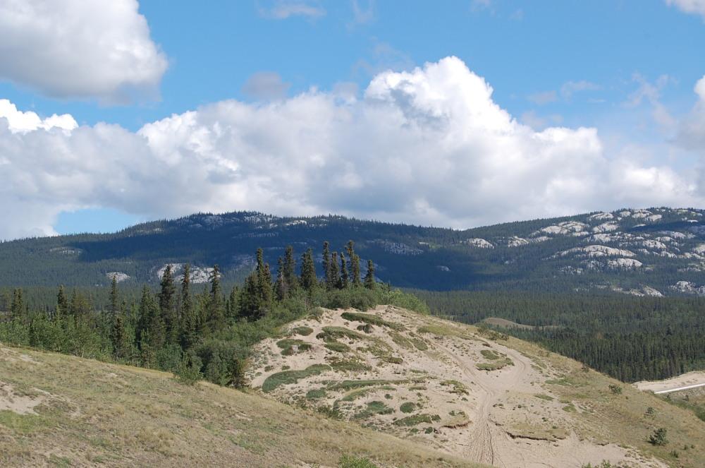 Long lake trail