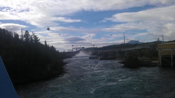 Whitehorse Dam