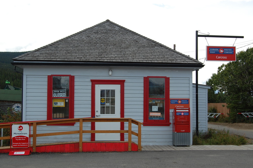 Carcross Post Office