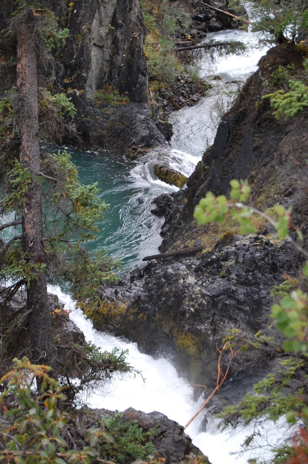 Pin Creek Falls