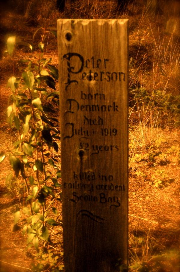 Atlin Pioneer Graveyard