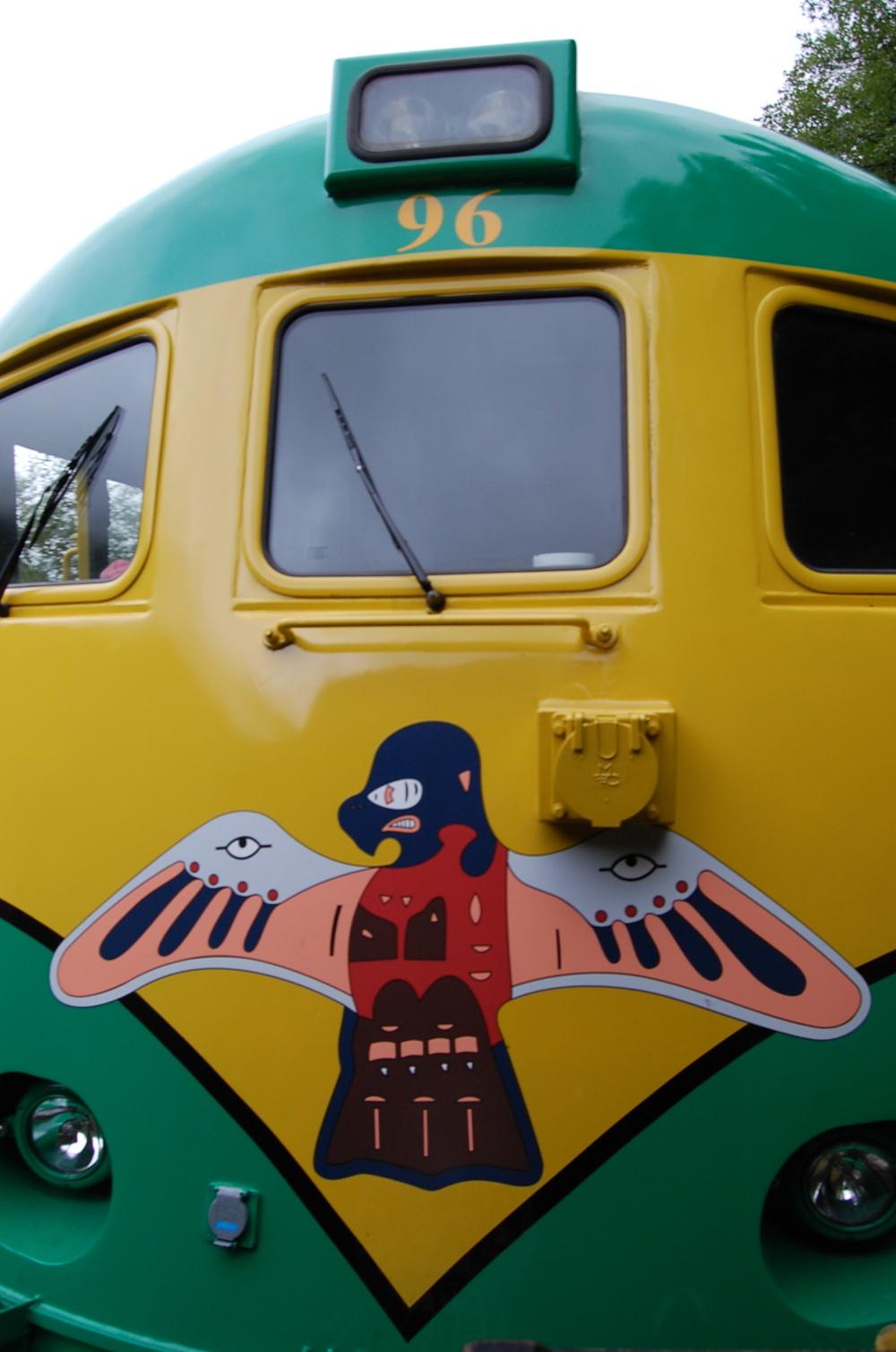 Skagway, Alaska - Train