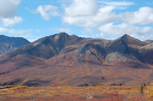 Mountains in Tombstone