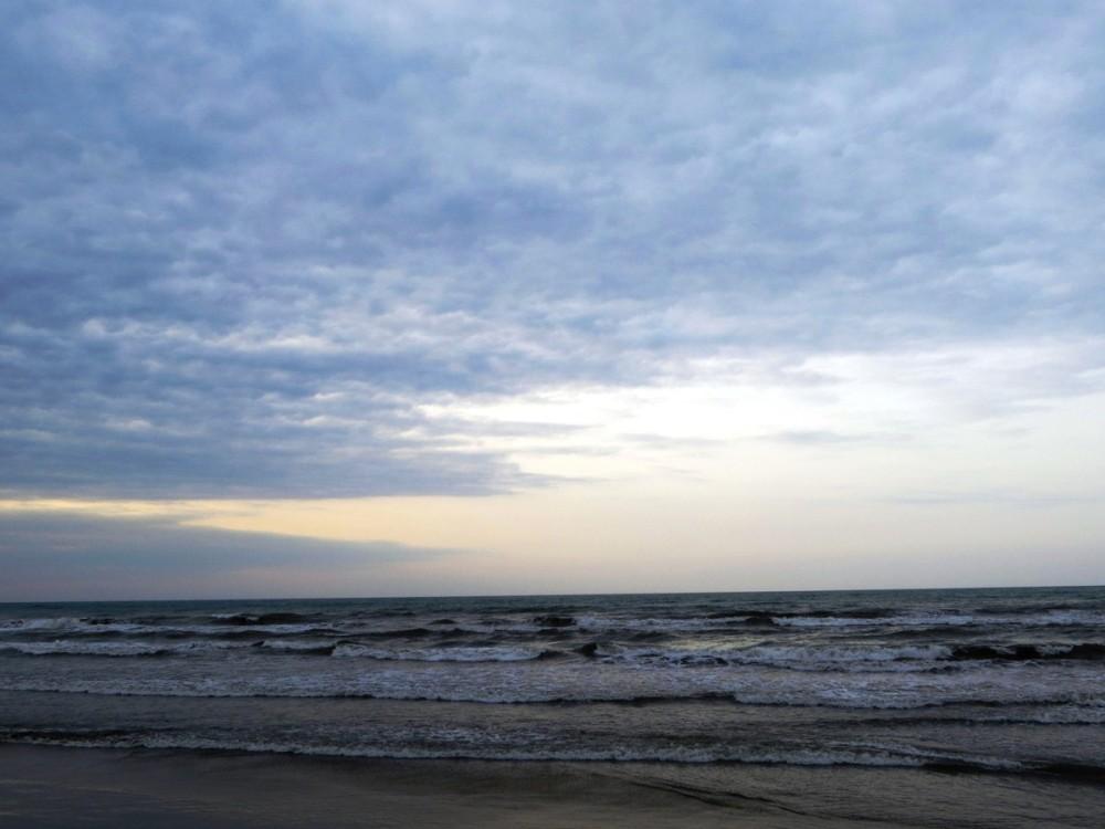 ساحل بندر انزلی