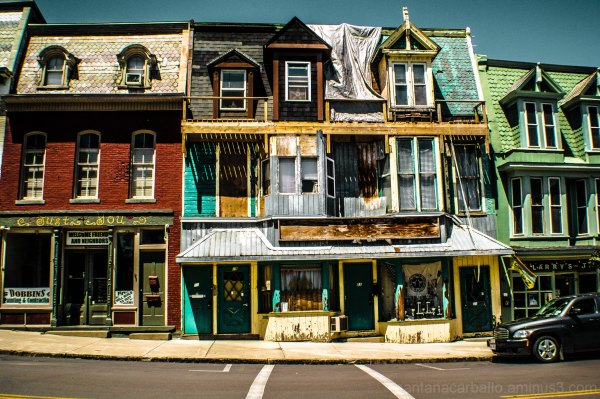 Downtown Lyons, NY