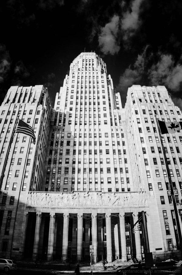 Buffalo NY Courtroom