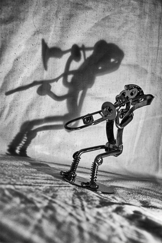 Trumpet Shadows