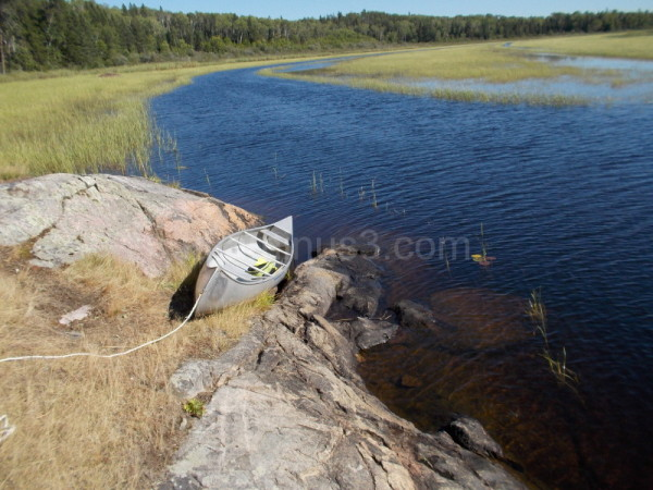 South Cross Lake Manitoba