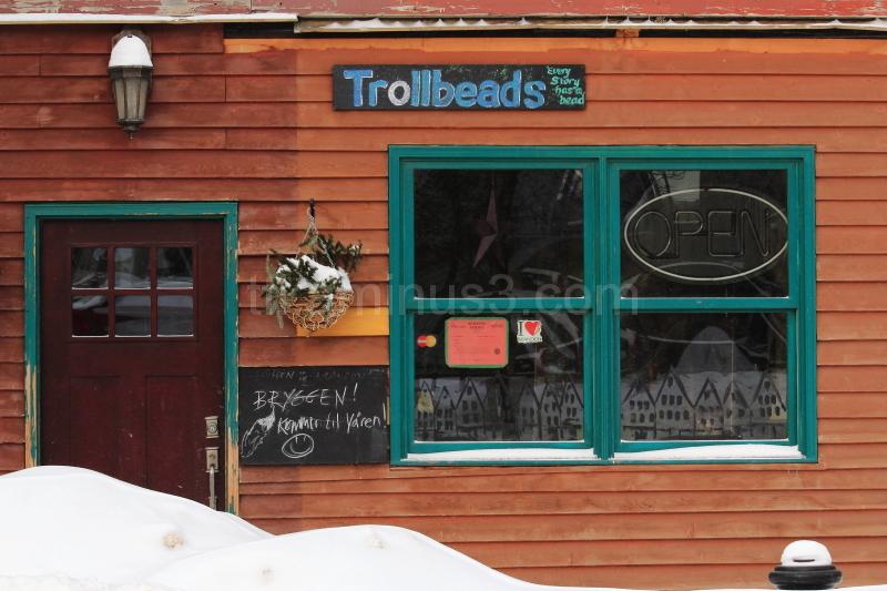 Storefront in Brandon Manitoba