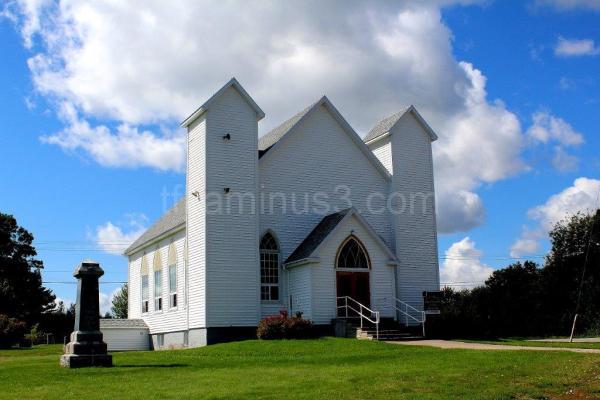 church in cape breton