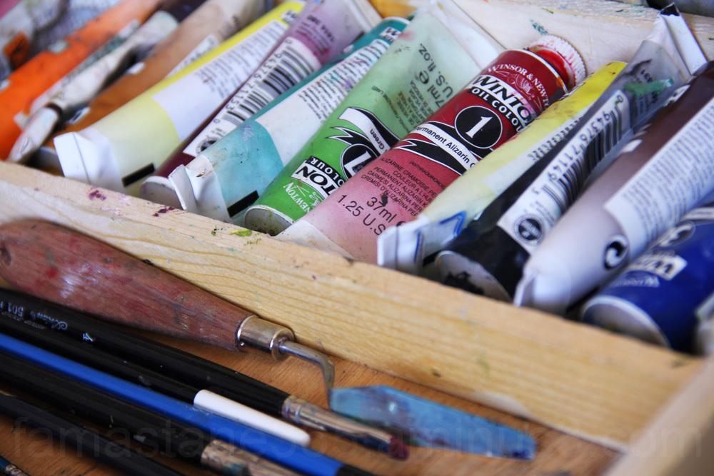 Memories of colors # 19