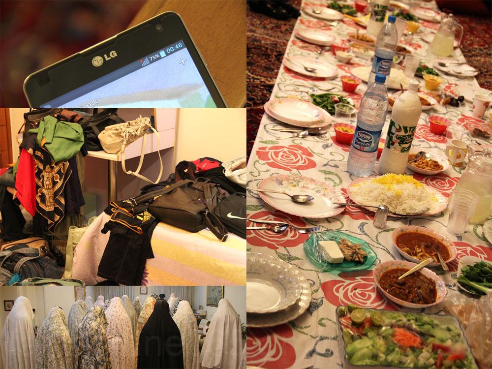 امسال، سیزده رمضان # 23