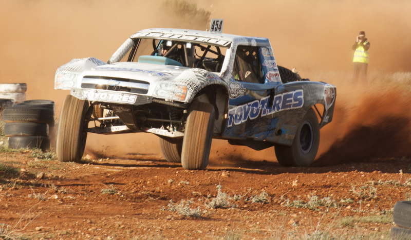 Hi Tec Oils Riverland Enduro - Waikerie 2013 - TWO