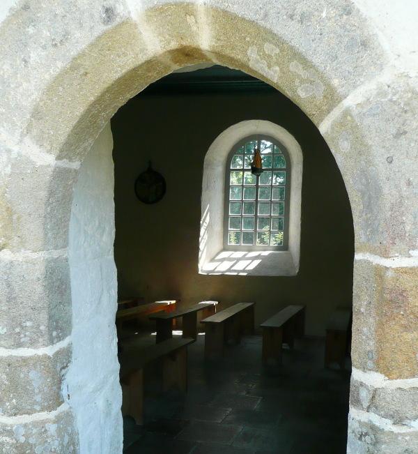 entrée de chapelle