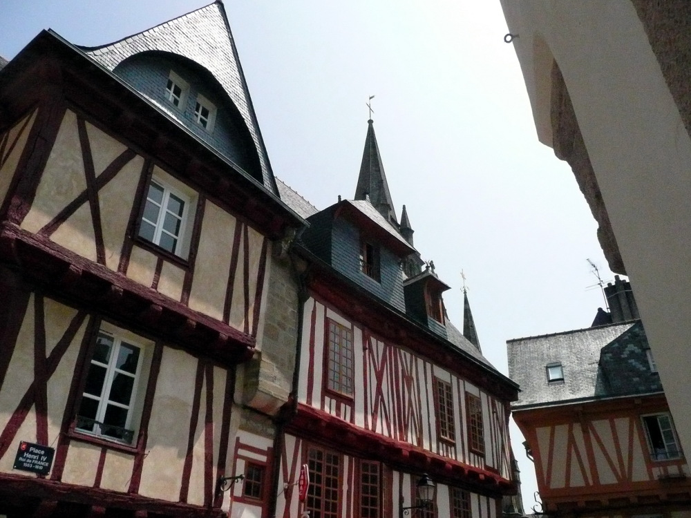 vieille ville de Vannes