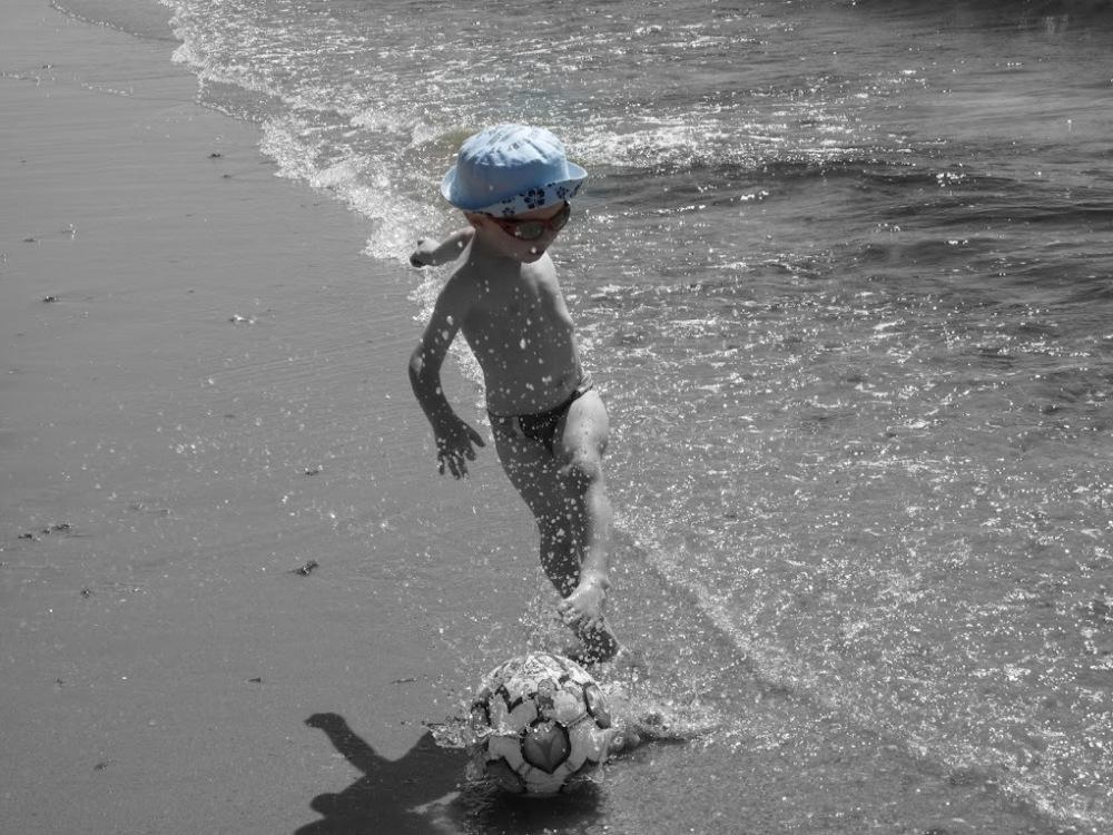 jeu de plage