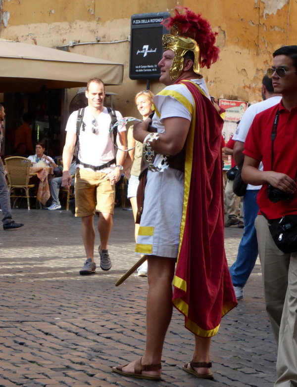 BODYGUARD FROM ROME .... (1)