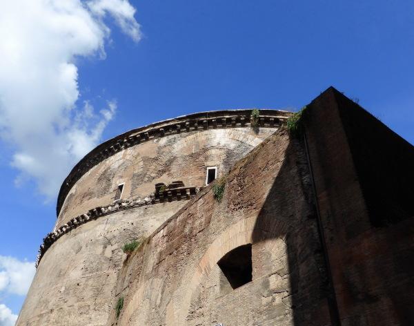 ROME . L'HERITAGE DES ROMAINS - LE PANTHEON- 1-