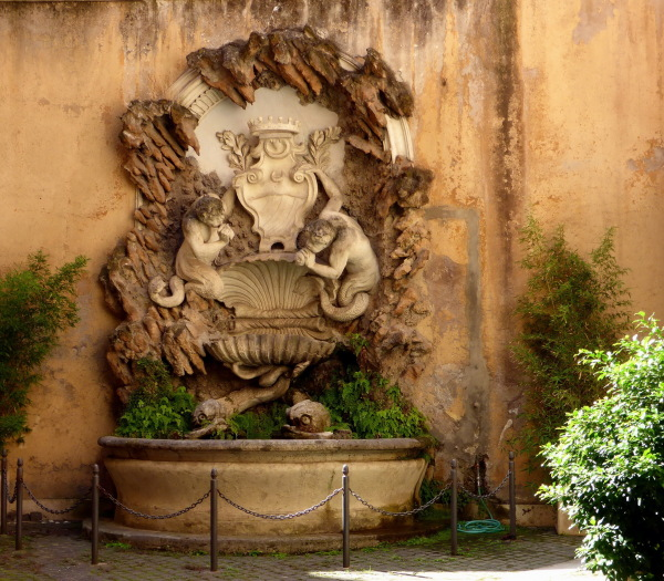 ROME : LES FONTAINES - FOUNTAINS -2-