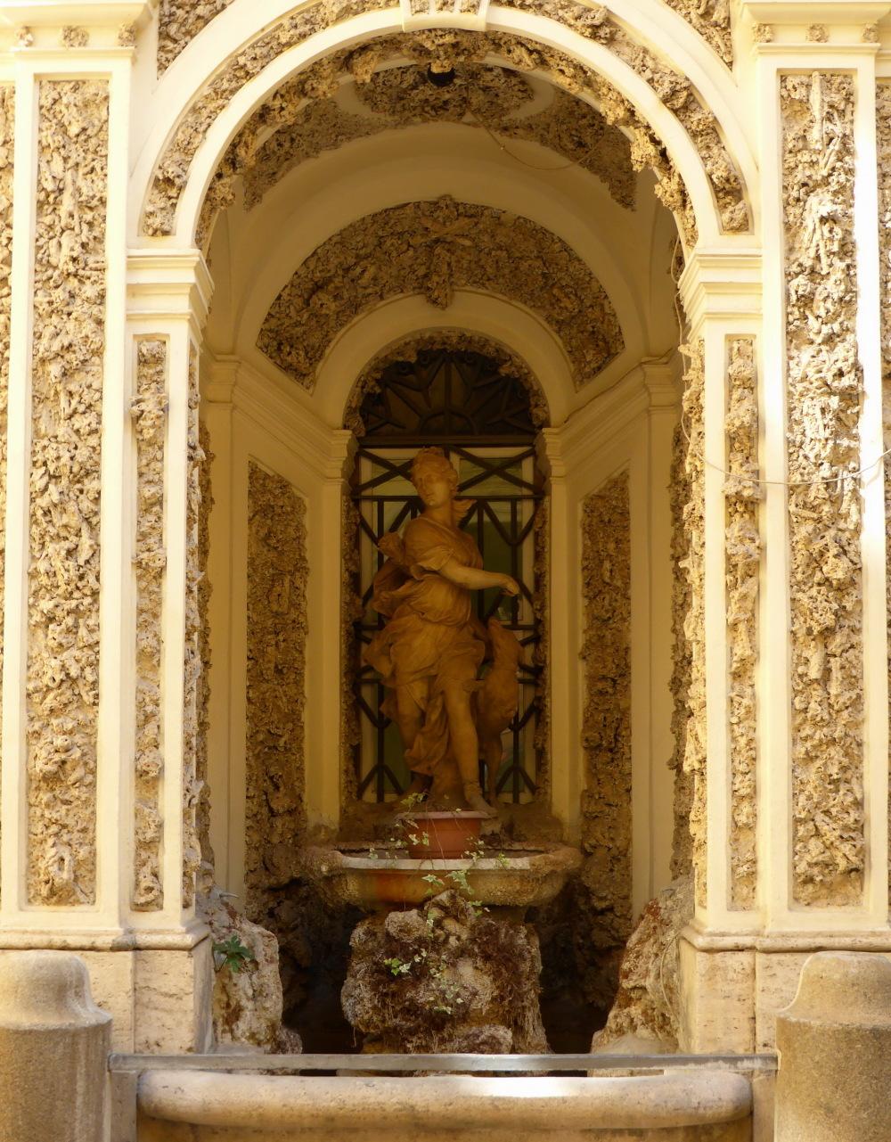 ROME   : LES FONTAINES  -3-