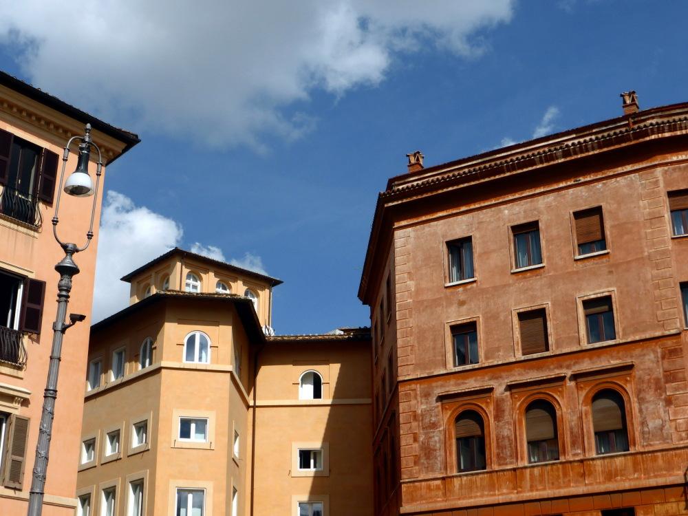 ARCHITECTURE ROMAINE - 1 -