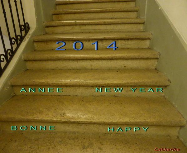 """ PAS A PAS ""  - 2014 -  "" STEP BY STEP "" ....."