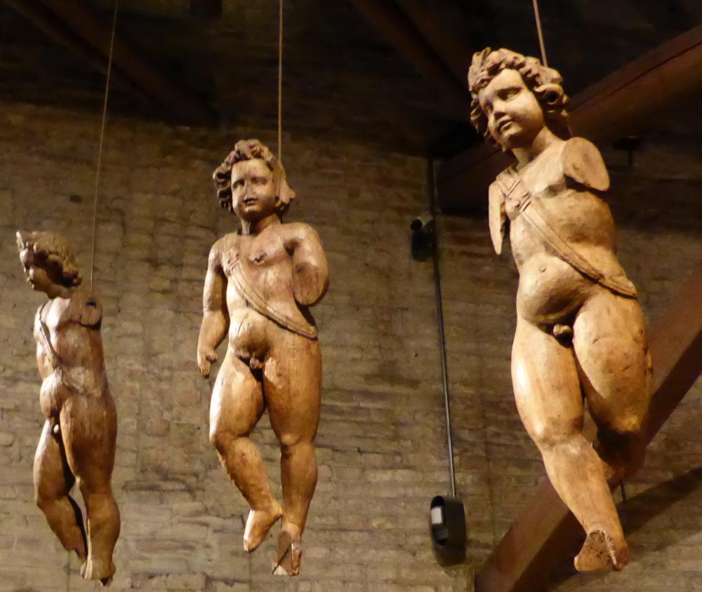 """"""" Anges déchus""""... Théatre Farnese PARME ( Italie)"""