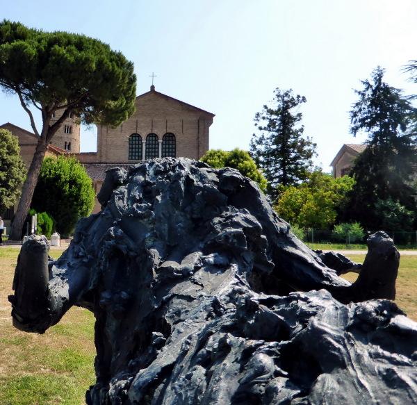 ART MODERNE A RAVENNA ( Italie)