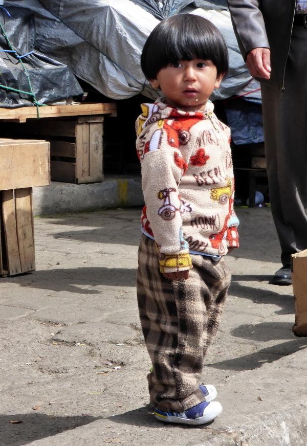 EQUATEUR et GALAPAGOS - 6 - Enfants des Andes