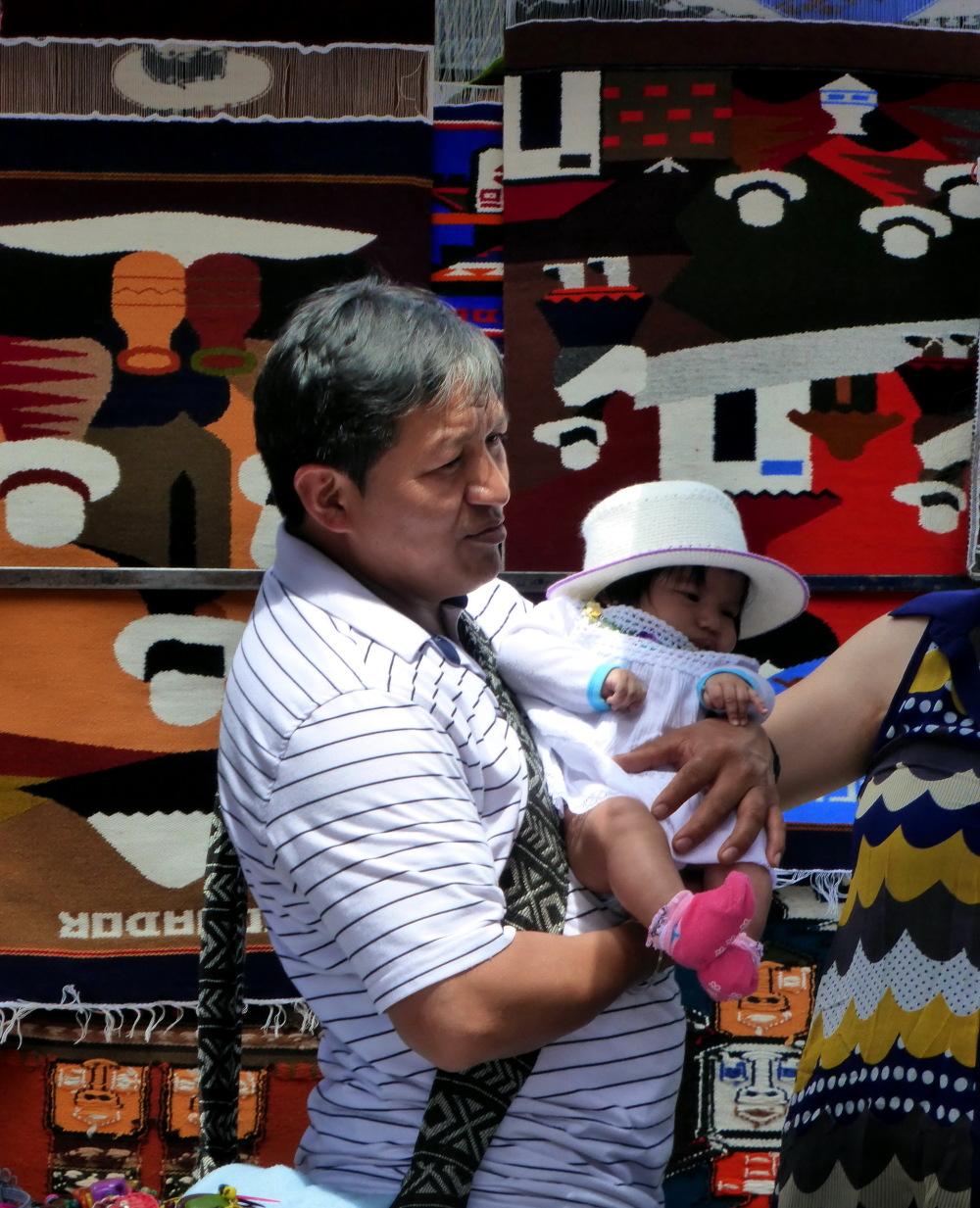 EQUATEUR et GALAPAGOS  8  (Enfants des Andes)