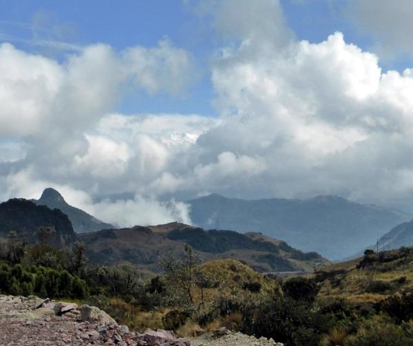 VOYAGE EN EQUATEUR - la vallée des volcans