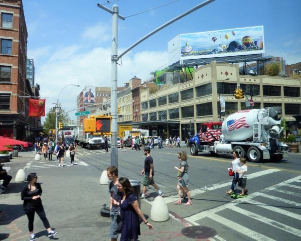NEW-YORK : c'est aussi comme cela ...