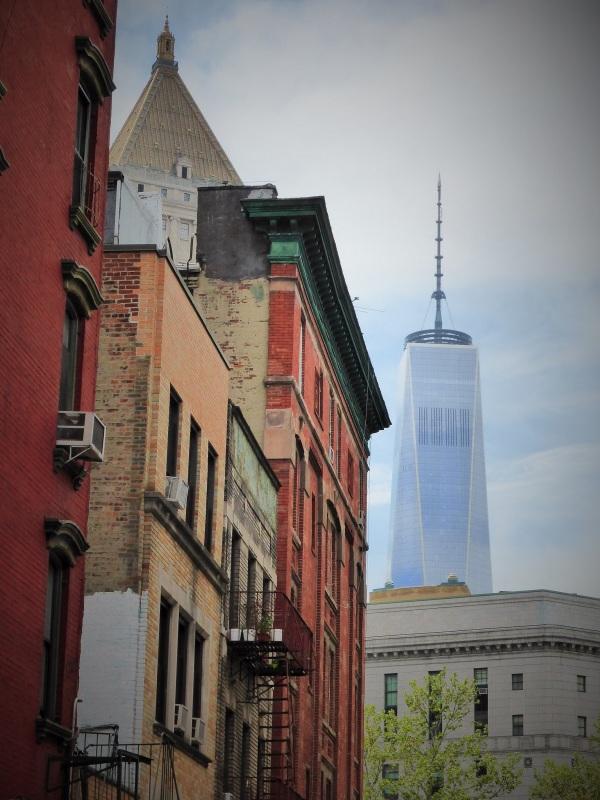 NEW -YORK : c'est aussi cela ...