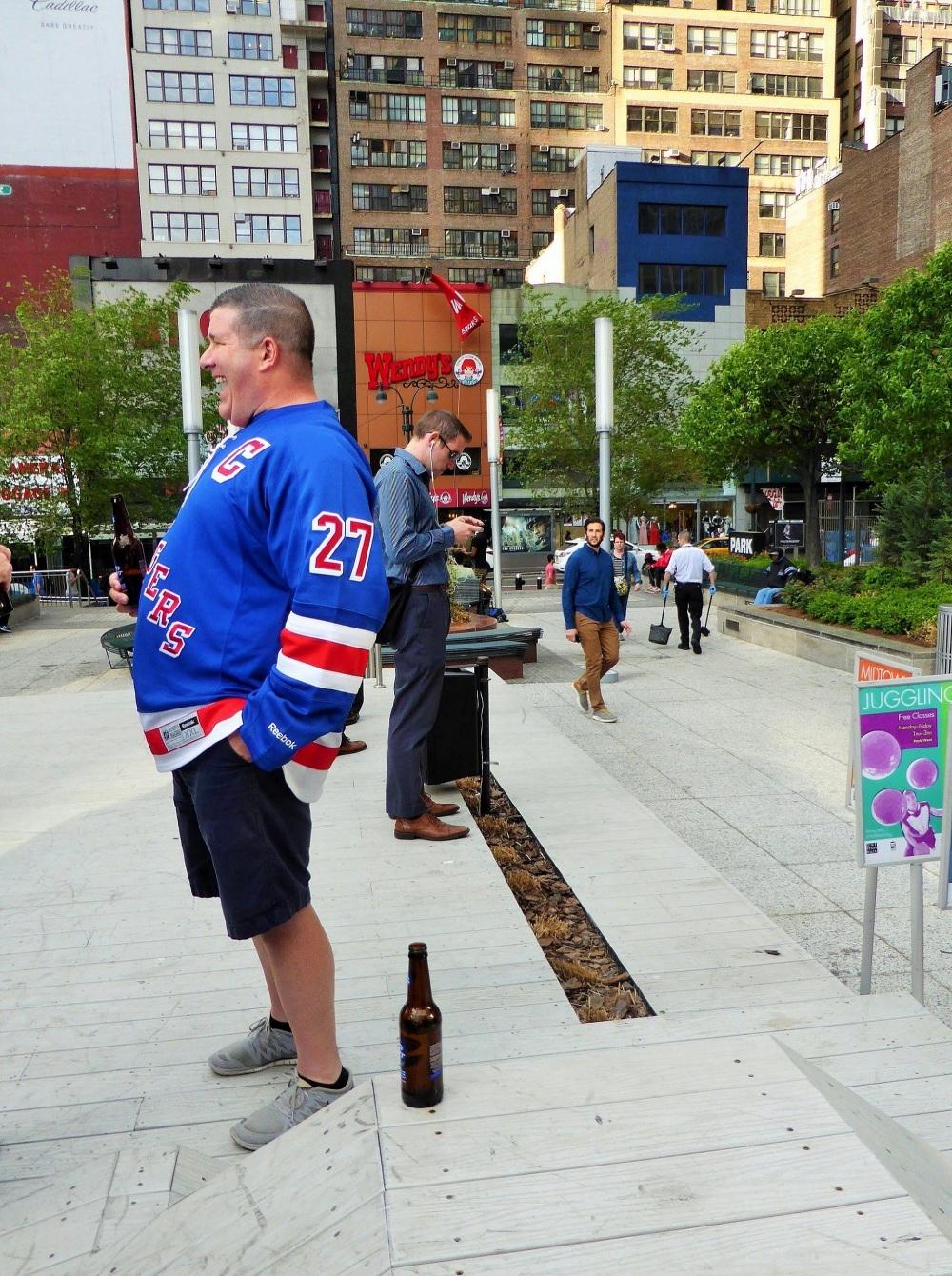 MON AUTRE REGARD SUR NEW-YORK : People ..