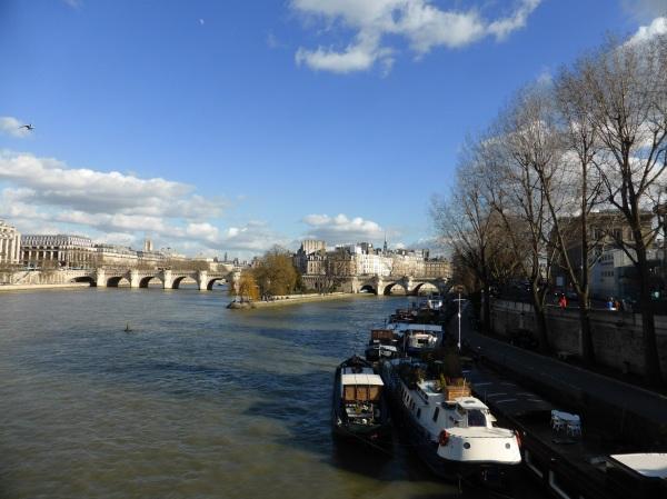 Petit souvenir de ma ville d'avant .. Paris