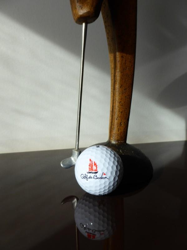 La balle de golf du samedi ....