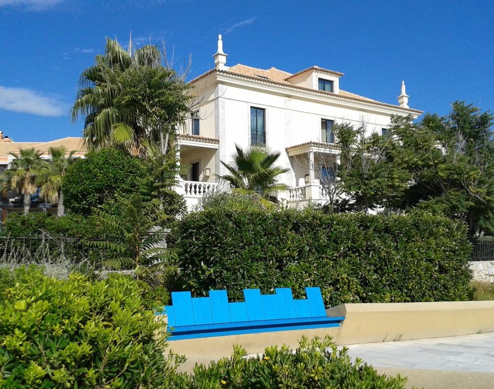 Portugal enchanteur ... mon banc préféré ...