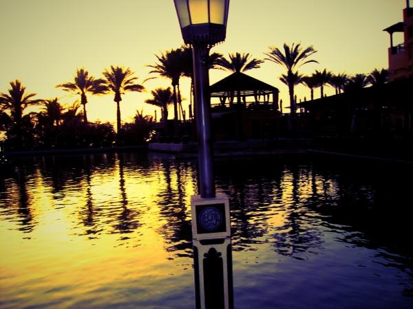 Duai's Mina A'salam Hotel at Jumeira Beach