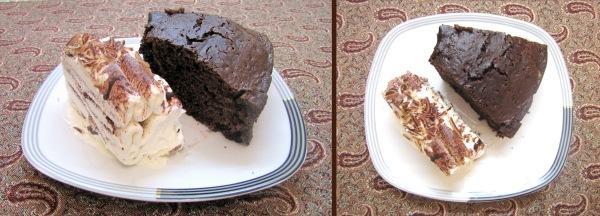 11* بفرمایید کیک با بستنی!