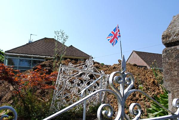 At the Palace Gates