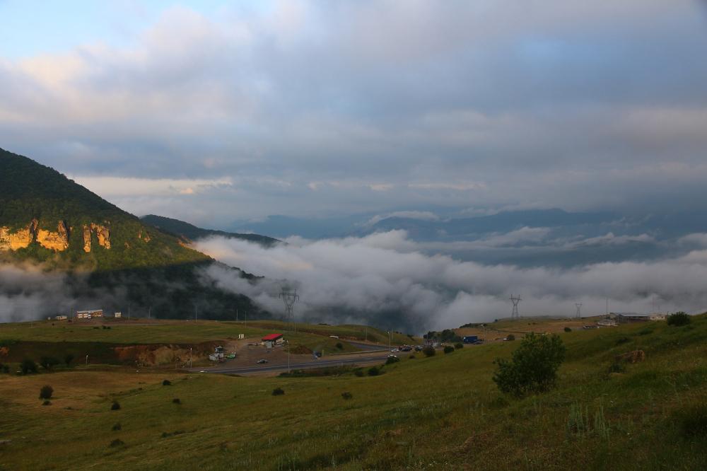 zagros mountain chain