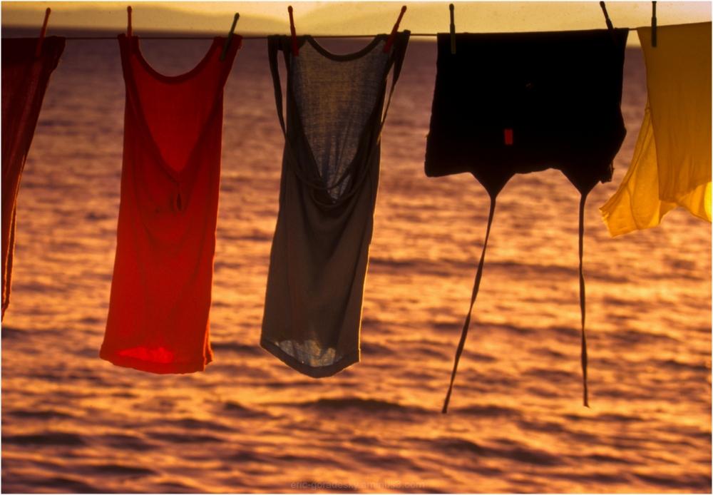 Summer clothes ...